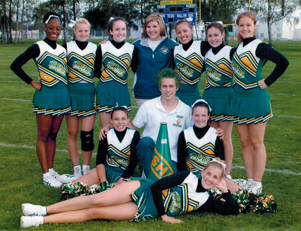 Lessons I Learned as a High School Cheerleading Coach (1/6)