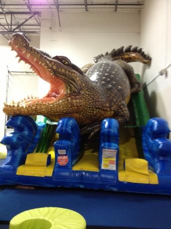 The Crocodile Slide