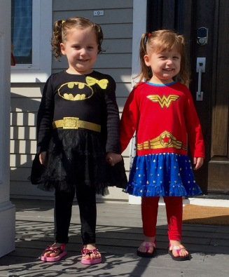 If anyone calls Lily Batgirl, she is quick to correct them. She is Batman.